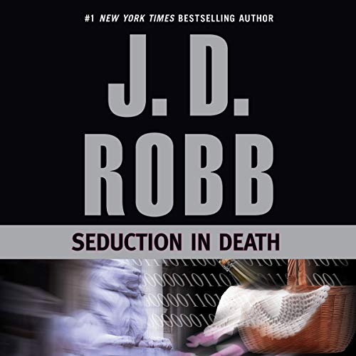 Seduction in Death audiobook cover art