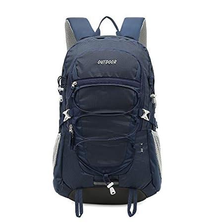【2/29まで】XQXA 大容量35L登山用リュックサック バックパック 1,399円送料無料から!