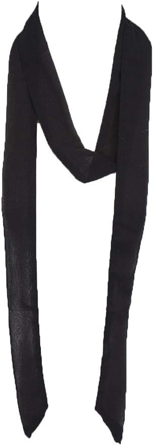 A History of Belts 1920-1960 plain Solid color Summer skinny scarf narrow fashion scarf $9.95 AT vintagedancer.com