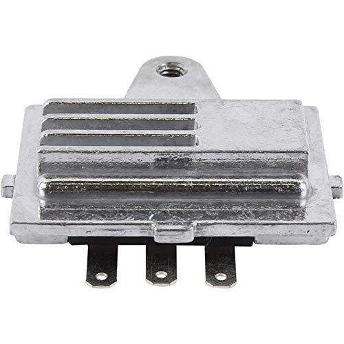 DB Electrical AKH6003 Onan Regulator Compatible with/Replacement for Rectifier John Deere 318-420, Onan 20 Amps-AC-B+-AC, Onan Regulator Rectifier P Series 16hp-20hp 230-22060 HE191-1748