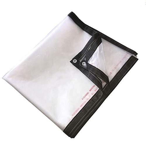 QI-CHE-YI Regendicht Tuch Außensonnenschutz Sonnenschutz LKW, Fenster, Möbel Staubtuch,2x4m