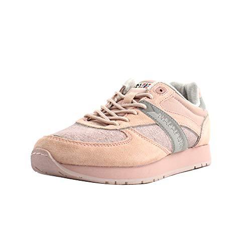 NAPAPIJRI FOOTWEAR RABINA, Zapatillas para Mujer, Rosa (Antique Rose N585), 41 EU