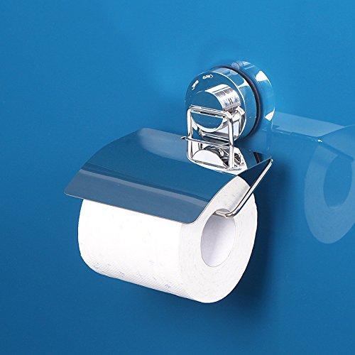 GFEI sucker porte - serviette _ ventouse porte - serviette / toilette papier imperméable cadre titulaire et créative de l'extraction