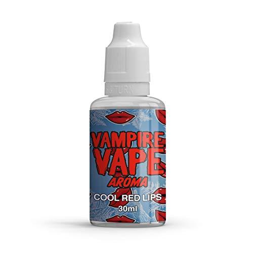 Vampire Vape Cool Red Lips Aroma nikotinfrei 30ml