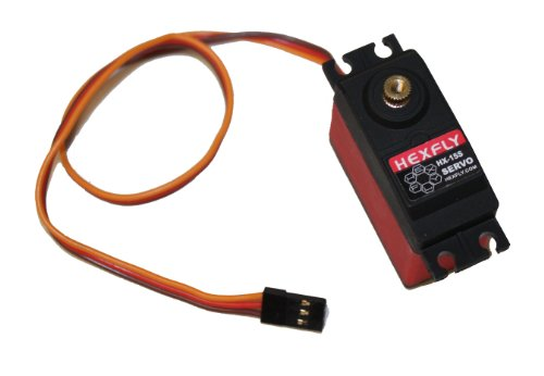 Redcat Racing Hexfly HX-15CS Full Metal Gear Servo 15KG, Splashproof