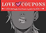 Love Coupons with Naughty Quotes, Romantic Sexy Gift for Him: Sex...
