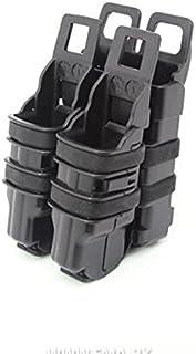 H World Shopping Tactical Fast 2 in 1 Mag Magazine Holster 5.56 Holder Set Pistol