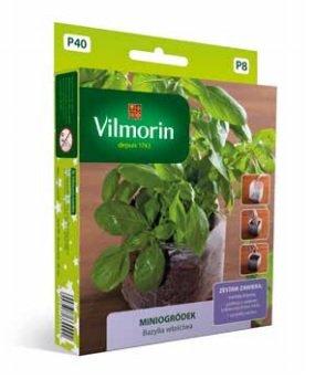 Mini Garden - Basilic doux - set de démarrage pour culture en - 650 graines