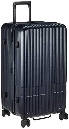 [イノベーター] スーツケース グッドサイズ スリム 多機能モデル INV70 保証付 75L 70 cm 4.2kg ダークネイビー