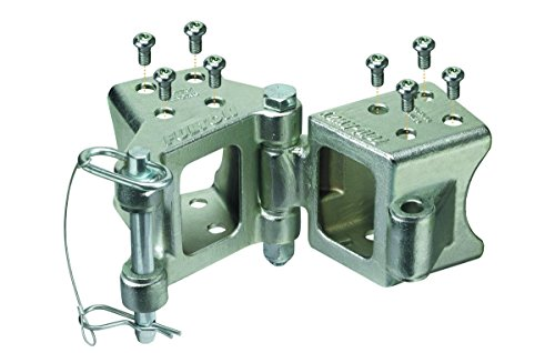 Fulton HDPB330101 Fold-Away Bolt-On Hinge Kit for 3' x 3' Trailer Beam - 5,000 lb. Weight Capacity