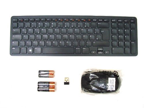 DELL KM713 draadloos toetsenbord zwart muis