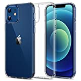 CAFELE Crystal Clear Compatible with iPhone 12/12 Pro Case 6.1 inch, [Military Grade Protection] Protective Shockproof Hard PC Back Case Compatible with iPhone 12 Pro 5G (6.1'') 2020