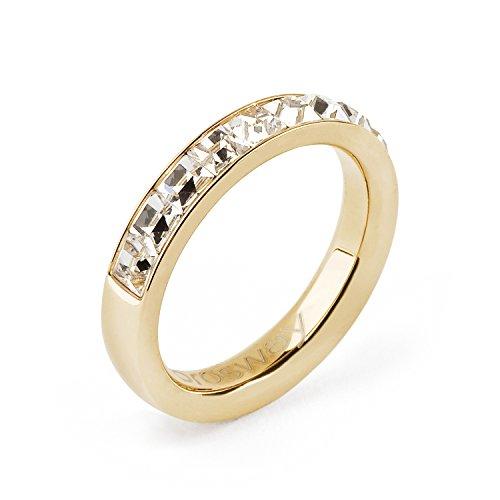 anello donna gioielli Brosway Tring misura 18 classico cod. BTGC46D