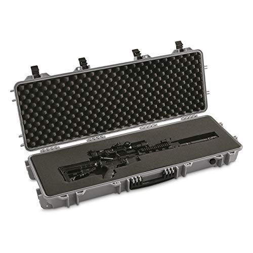 HQ ISSUE Tactical Hard Rifle Case, Gray