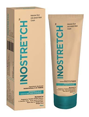 Inostretch Anti-Stretch Mark Cream | Lifezen | (Pack of 1)