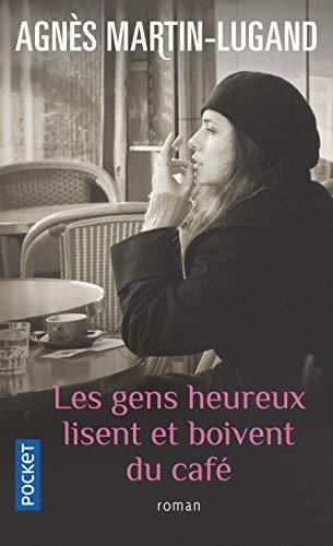 Les gens heureux lisent et boivent du café (Pocket)