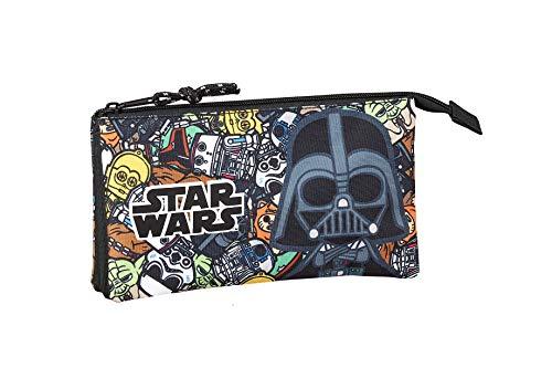 Star Wars Galaxy Oficial Estuche Escolar 220x30x100mm