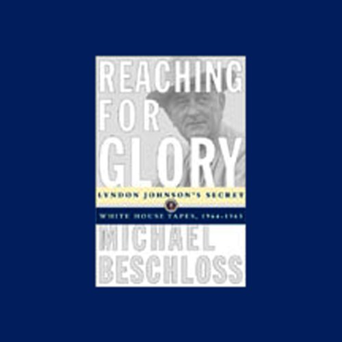 Reaching for Glory audiobook cover art