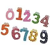 T TOOYFUL Mathe Puzzle Lernen Lehren Spielzeug Nummer Kühlschrank Magnet...