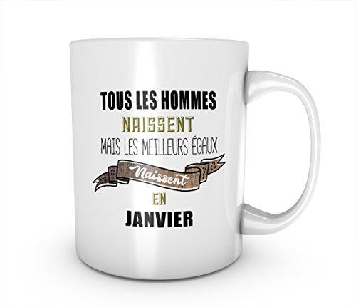 RiotBunny Tous Les Hommes Naissent Egaux Mais Les Meilleurs Naissent en Janvier...