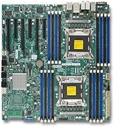 Amazon com: Supermicro MBD-X9DA7 Intel Dual Socket R(LGA2011) 8 SATA