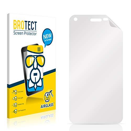 BROTECT Panzerglas Schutzfolie kompatibel mit Jiayu F1 - AirGlass, extrem Kratzfest, Anti-Fingerprint, Ultra-transparent