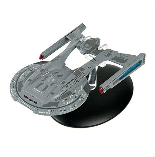 Eaglemoss USS Thunderchild NCC-63549 Collection Modell - Star Trek die Offizielle Sammlung: Ausgabe #10 mit deutschem Magazin