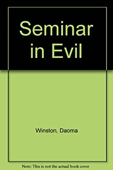 Paperback Seminar in Evil Book