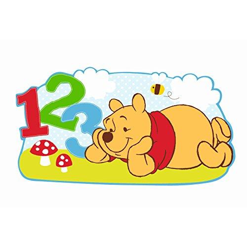 Disney Winnie l'ourson Stickers muraux en mousse Nylon/A