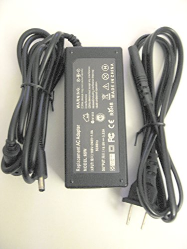 AC Adapter Charger for Dell Inspiron I7353-8403BLK, I7568-2867T, I3452-600BLK