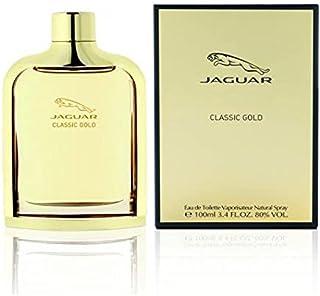 Jaguar Classic Gold for Men - Eau de Toilette, 100ml