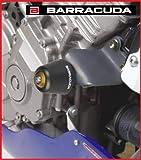 TAMPONI PARAMOTORE BARRACUDA HONDA HORNET 600 DAL 2003 AL 2006 COPPIA