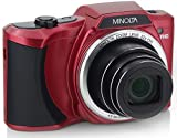 Minolta 20 Mega Pixels Wi-Fi Digital Camera with 22x Optical Zoom, 1080p HD...