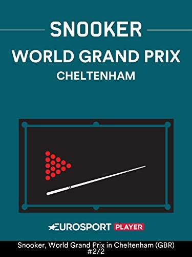 Snooker: World Grand Prix in Cheltenham (GBR)