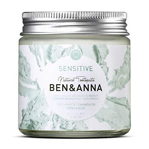 BEN & ANNA Natural Care Bio Toothpaste Sensitive, 100 ml