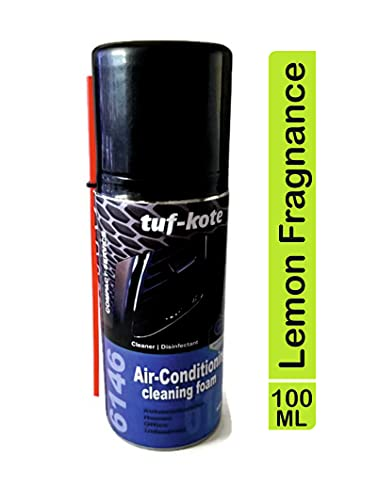 Tufkote TufSeal 6146 Air Conditioner Coil Cleaner and Disinfectant Foam (100 ml, 01)