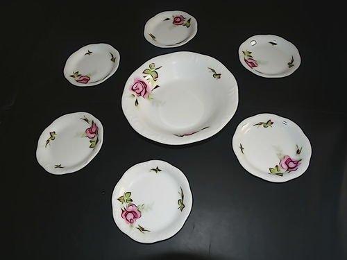 Rosenthal Classic Rose: Schale mit 6 passenden Anbietschälchen