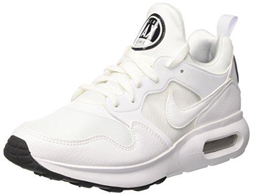 Nike Air MAX Prime, Zapatillas para Hombre, Hueso (White/White/Pure Platinum/Black), 42.5 EU