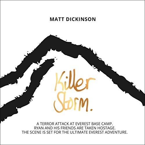 Killer Storm cover art