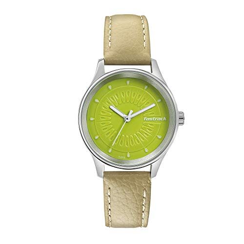Fastrack 6203SL01 Tropical Fruits Analog Watch  – For Women