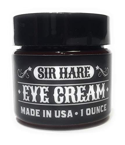Anti Aging Eye Cream for Men by Sir Hare | Natural and Organic Balm...