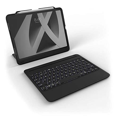 ZAGG Robuste Tastatur für Apple iPad Pro, 11 KB, Schwarz