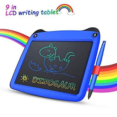 LCD Writing Tablet 9 Inch, Electronic Colorful ...