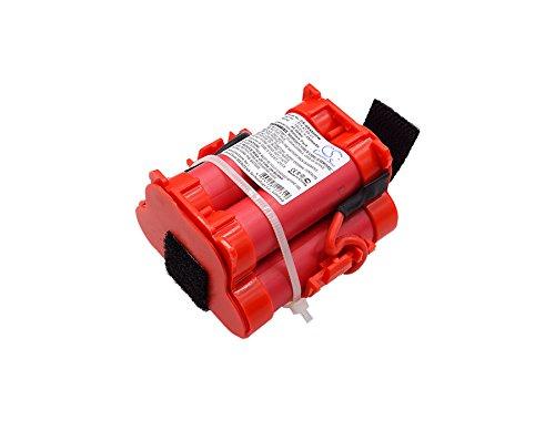 CS-GRA800PW Batterie 2500mAh [FLYMO] 1200 R, 1200R, 1200R 2013, 1200R 2014, 1200R 2015, 1200R 2016, 1200R 2017, 1200R 2018, Robotic Lawn Mower 1200R 2013, Robotic Lawn Mower 1200R 2014, Robotic Lawn