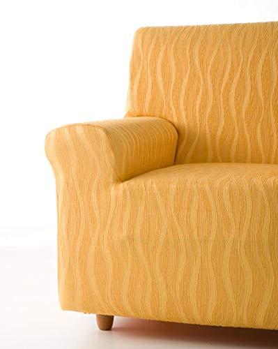 Zebra Textil Sofa, Gelb, Ohrensessel