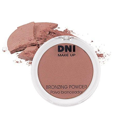 Polvos compactos bronceadores, Bronzing powder, 10gr · nº 3, color Sándalo, DNI...