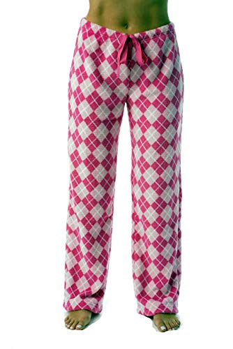 Just Love Women's Plush Pajama Pants 6339-10351-PNK-L