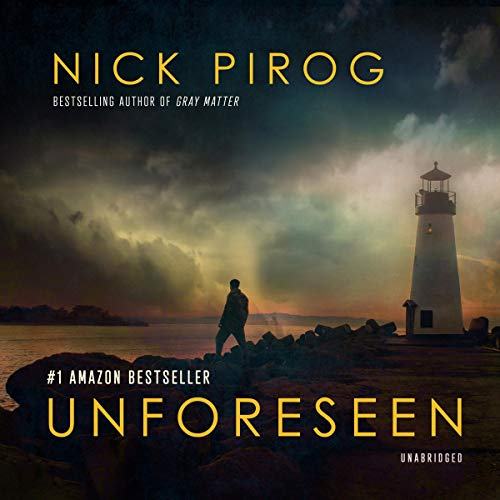 Unforeseen audiobook cover art