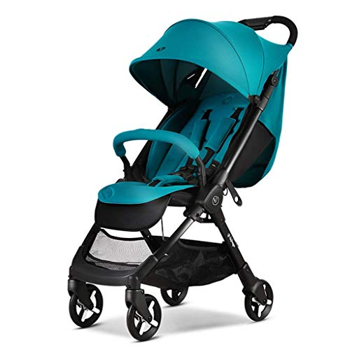 New Lightweight Baby Carriage,Travel System, Baby Stroller, Extra-Large Storage, Durable Construct...