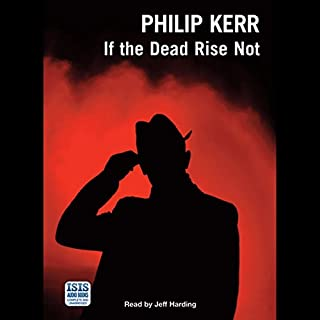 If the Dead Rise Not cover art
